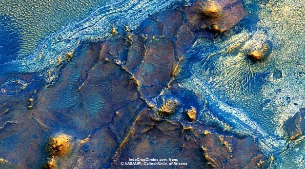 Mars surface permukaan mars 01