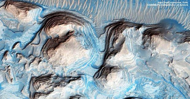 Mars surface permukaan mars 03