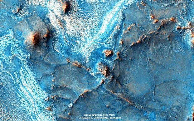 Mars surface permukaan mars 05