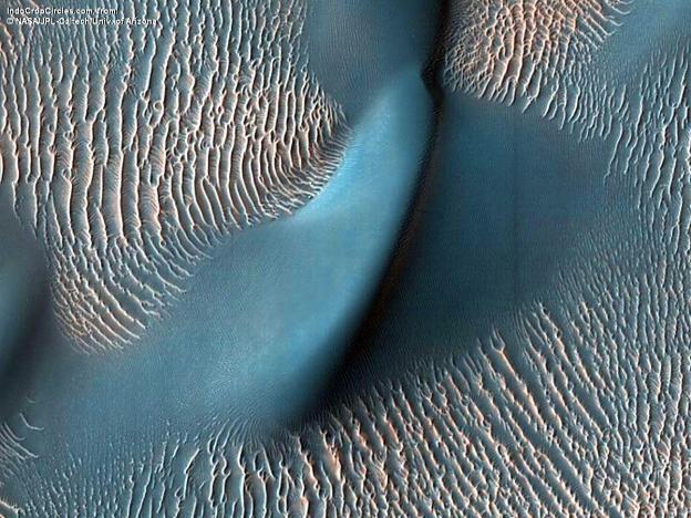 Mars surface permukaan mars 10
