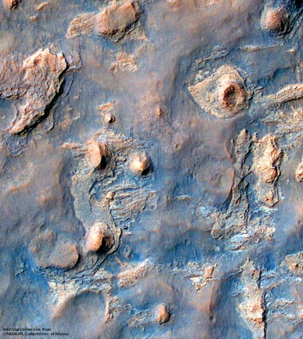 Mars surface permukaan mars 14