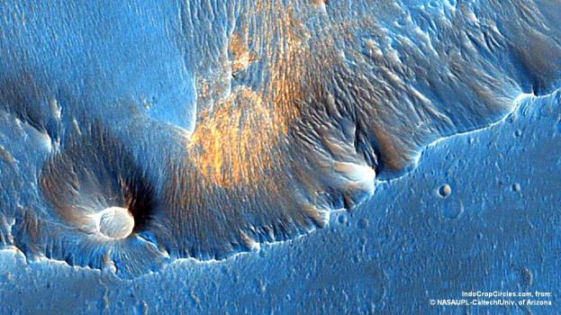 Mars surface permukaan mars 16