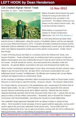 opium afghanistan cia_created_afghan_heroin_drug_trade