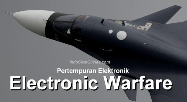 Perang Electronic Warfare Pertempuran Elektronik header