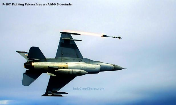 OVER TYNDALL AIR FORCE BASE, Fla. - Capt. Nai Koh fires an AIM-9 Sidewinder infrared heat-seeking missile from an F-16C Fighting Falcon, at an MQM-107E Streaker sub-scale aerial target drone April 20 during a Combat Archer mission. Captain Koh is an F-16C Fighting Falcon pilot with the Republic of Singapore Air Force and assigned to the 428nd Fighter Squadron at Cannon Air Force Base, N.M. (U.S. Air Force photo by Master Sgt. Michael Ammons)