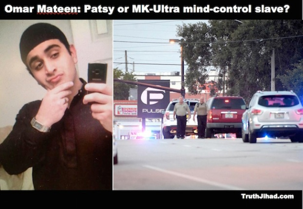 Omar Marteen pelaku tragedi penembakan di-orlando