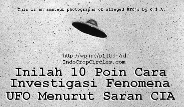 UFO CIA banner