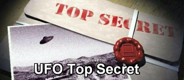 UFO Top secret header