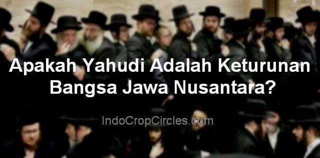 Yahudi keturunan Jawa header