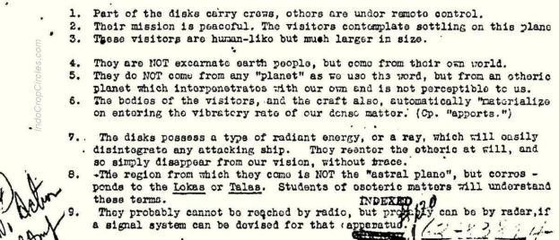 FBI Akhirnya Merilis Dokumen Ultra Rahasia Dengan Detail Dari Tubuh Alien, Pesawat Ruang Angkasa dan Planet header