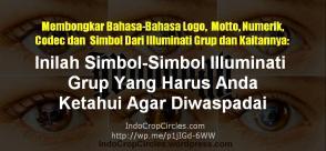 iluminati simbol banner itanimuli