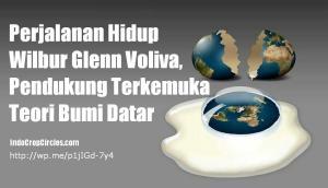 Kehidupan Wilbur Glenn Voliva, Pendukung Terkemuka Teori Bumi Datar