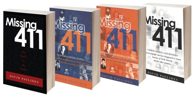 Buku Missing 411: A Sobering Coincidence David Paulides
