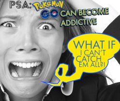 pokemon addiction