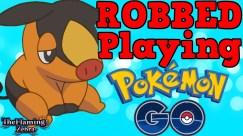 Pokemon GO dipakai para kriminal untuk memancing korbannya.