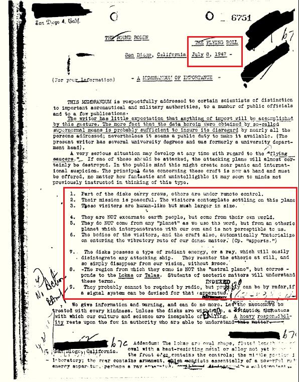 UFO doc FBI