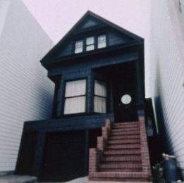 Black House (Church of Satan) San Francisco.