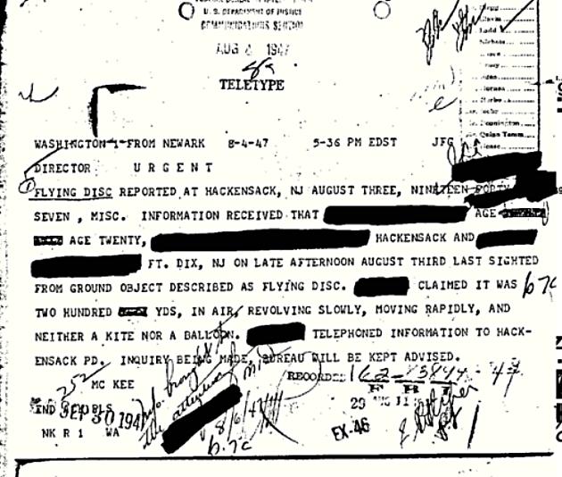 UFO doc FBI 2