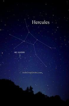 Rasi Bintang Hercules