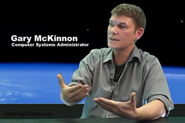 Gary McKinnon during new interview.