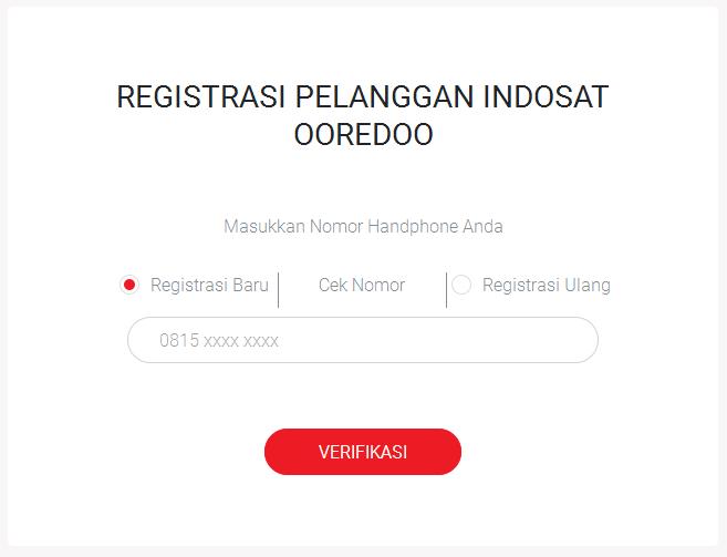 Klik Registrasi Sim Card Melalui Internet Online