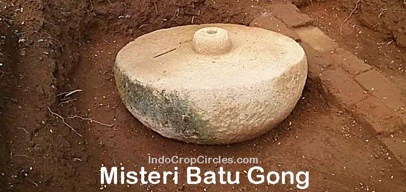 """Wow! Ditemukan Batu-Batu """"Gong"""" Misterius Di Wonosobo"""