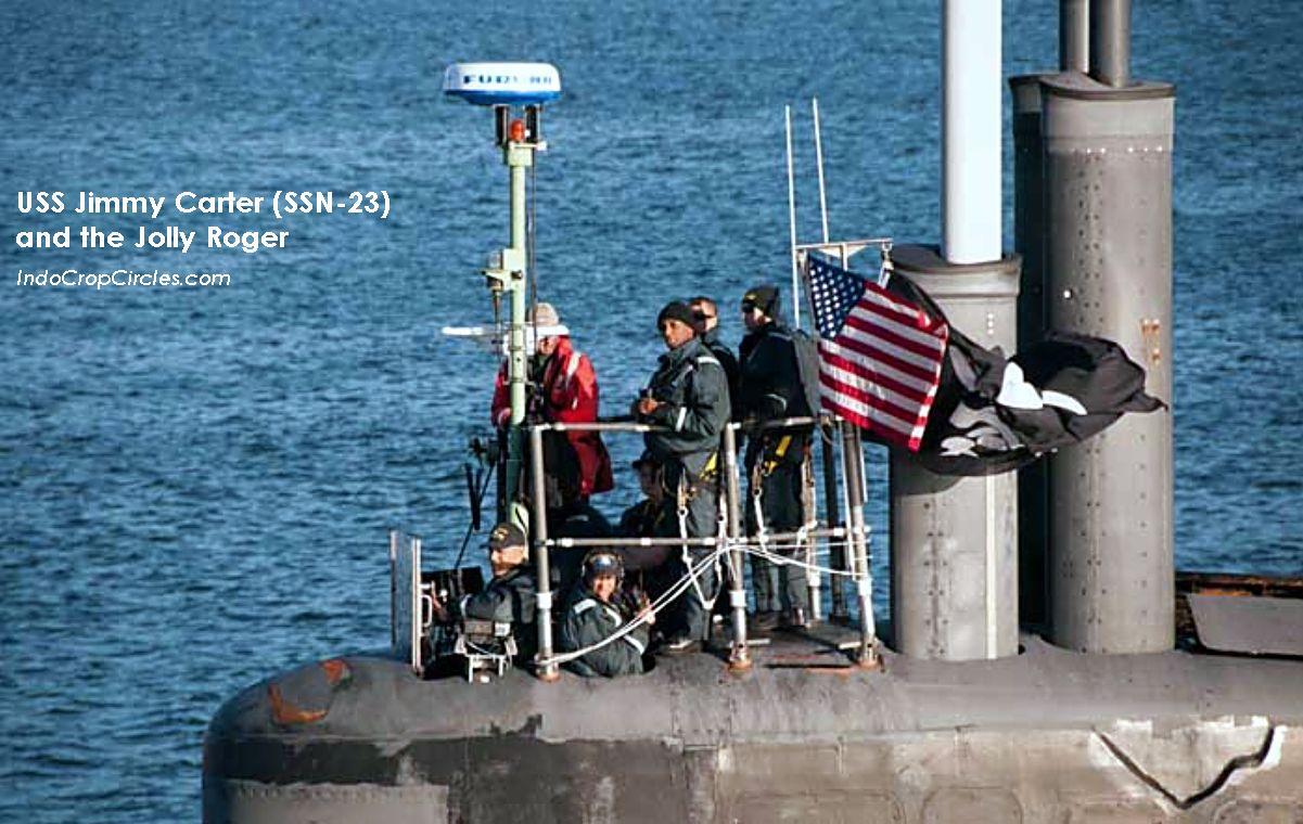Kapal Selam AS Ini Dicurigai Berperan Sebagai Pembuat ...